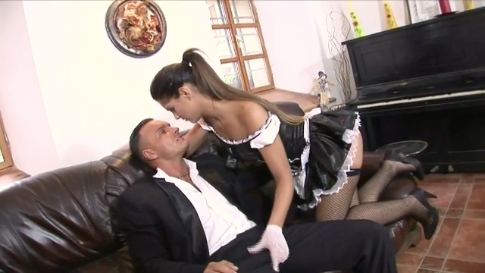 hot maid likes to get fucked